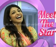 Kajal Agawal with Fans – 'Meet The Star'