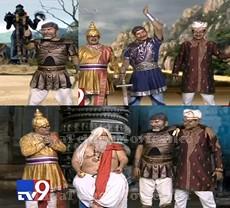 Parody on Andhra Pradesh politics – Magadheera Spoof – EGV