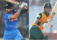India vs South Africa – World T20, 4th Apr Match – LIVE