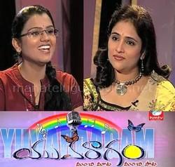 Yuvaragam – Singer Pranavi Special Show