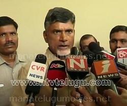 ChandraBabu As First CM for Seemandra State – Latest Speech