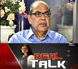 Movie Moghul D Rama Naidu Real Talk with Swapna