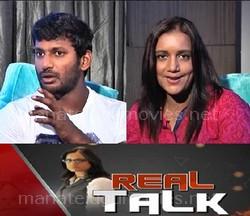 Actor Vishal Real Talk with Swapna