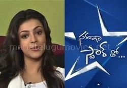 Kajal Aggarawal with Sardaga Star thu