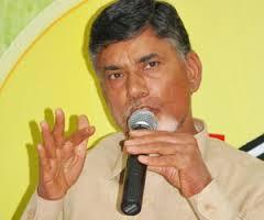 Capital Not Yet Fixed: Chandra Babu