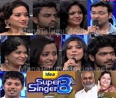 Super Singer 8 – 24th Jan – Chitra, Keeravani as Judges