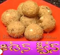 Navaratan Laddu – Navaratri special sweet – Sweet Home 30th Sep
