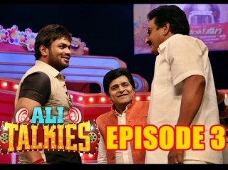 Ali Talkies – Episode 3 : Manchu Manoj and Current Teega Team