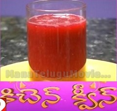 Roots Juice recipe – Sweet Home 24th Oct