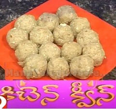 Atukula Palli Laddu recipe – Sweet Home 30th Oct