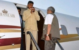 Funds Flow Freely For Naidu's Expenses