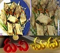 Panner Rolls,Kati Roll Recipes – Ruchi Chudu 26th Sep