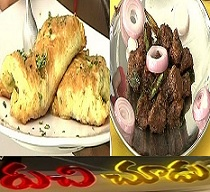 Cottage Cheese Egg Pancake,Sweet and Sour Mutton  – Ruchi Chudu 30th Sep