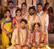 Chiranjeevi Daughter Srija Wedding Photos