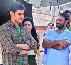 Brahmotsavam Movie New Working Stills