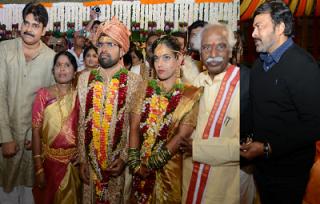Celebs At Bandaru Dattatreya Daughter Wedding Photos