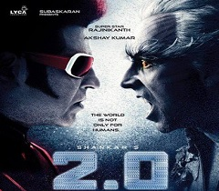 Robo2.0 Movie First Look Posters
