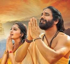 Om Namo Venkatesaya Movie Posters