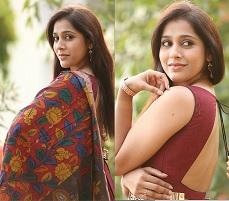 Rashmi Goutham Cute Stills